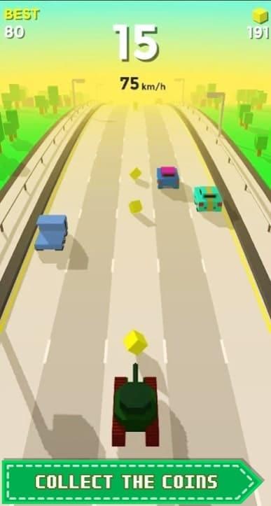Blocky Racing скачать