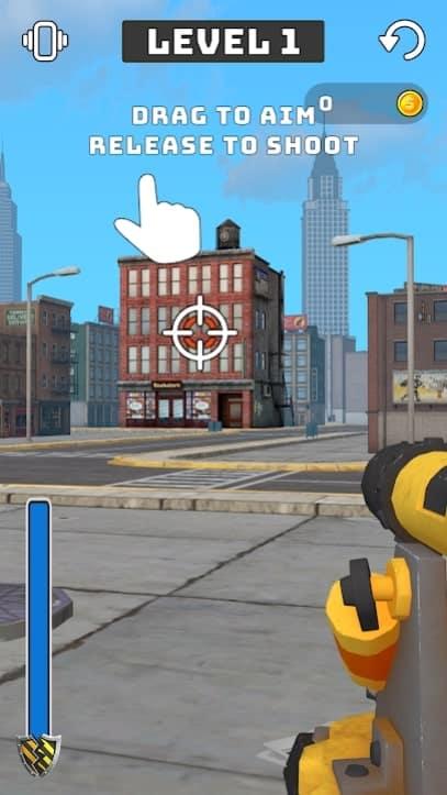 Cannon Demolition андроид