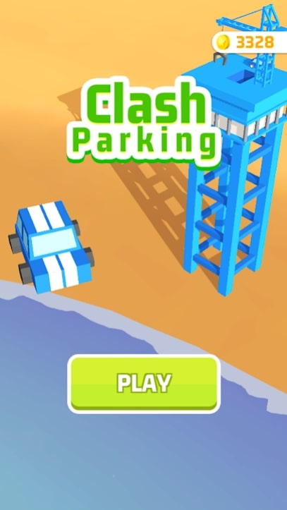 Clash Parking мод