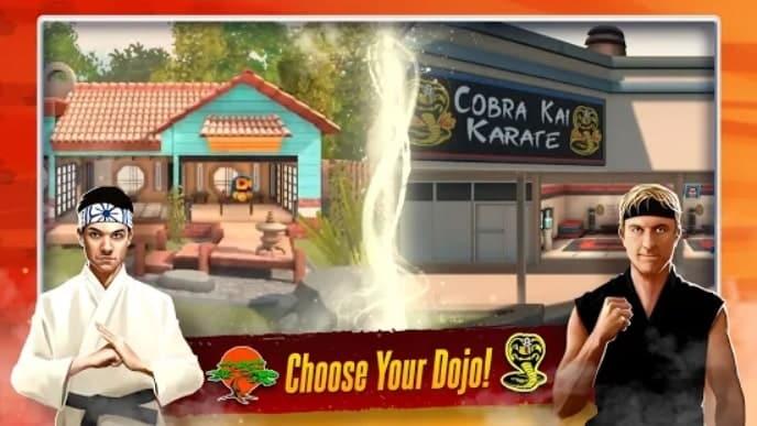Cobra Kai: Card Fighter читы
