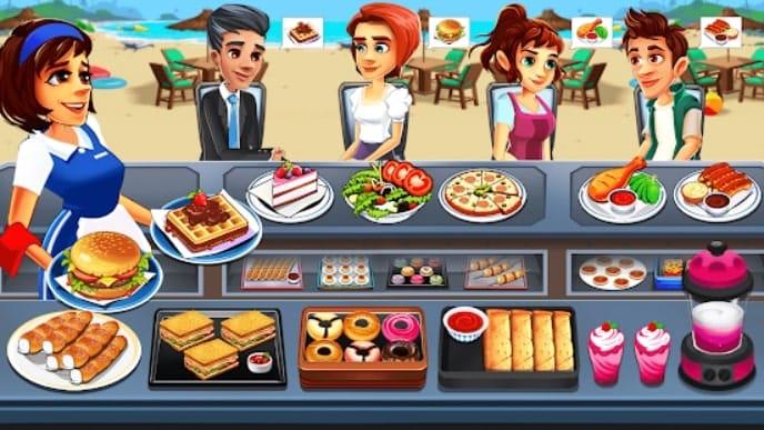Cooking Cafe - Food Chef скачать