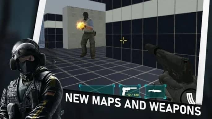 Counter Terrorist: Strike CS Online андроид