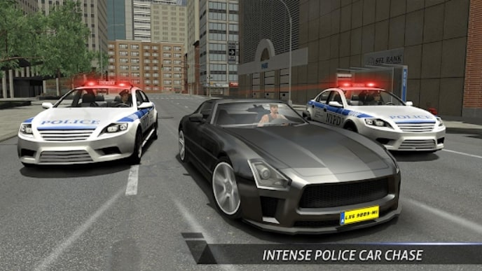 Crime Revolution мод