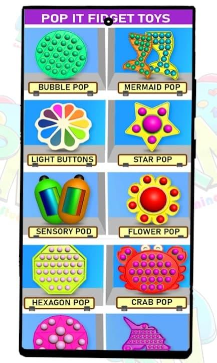 DIY Pop it Fidget toy читы