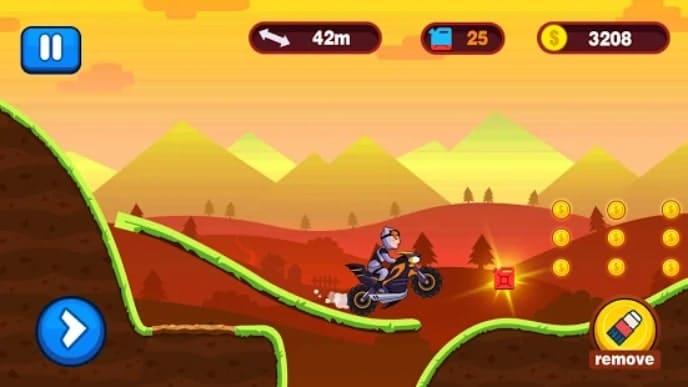 Draw Moto Rider читы
