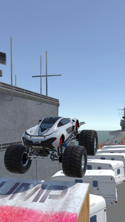 Extreme Car Sports мод