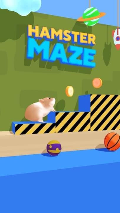 Hamster Maze андроид