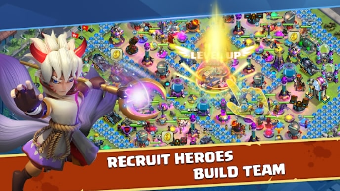 Heroes Wars: Zombies World читы