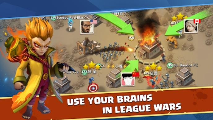 Heroes Wars: Zombies World мод