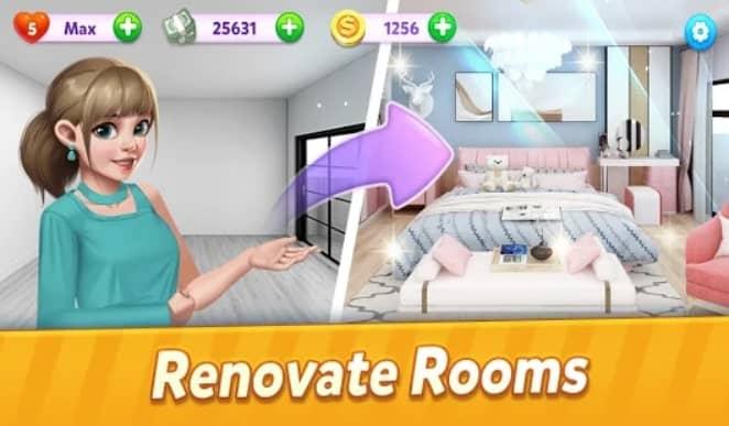 Home Design: House Decor Makeover скачать
