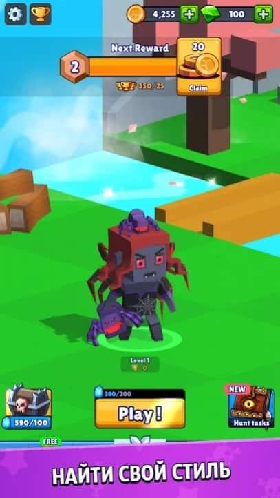 Hunt Royale андроид