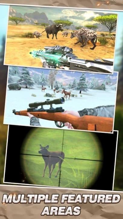 Hunting World читы