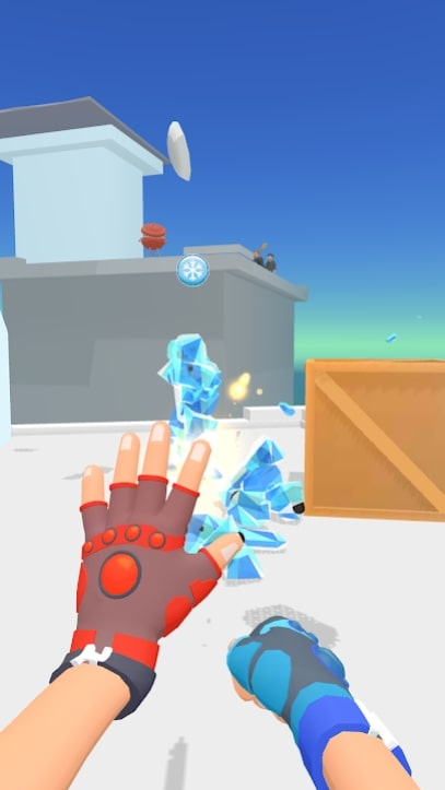 Ice Man 3D мод