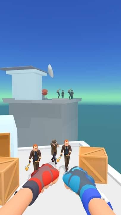 Ice Man 3D скачать