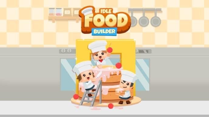 Idle Food Builder андроид