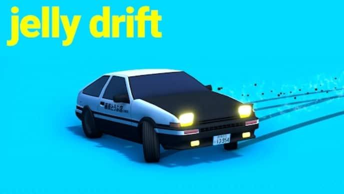 Jelly Drift андроид