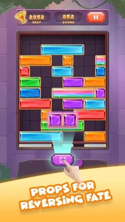 Jewel Puzzle 108 мод