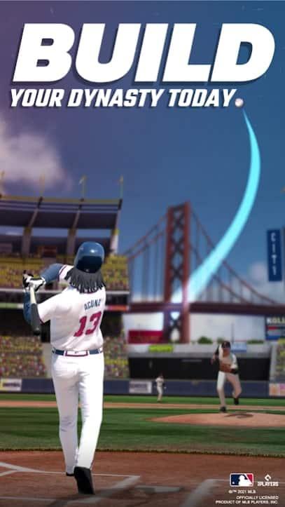 MLB Tap Sports Baseball 2021 скачать