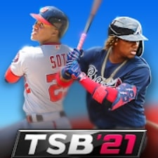 MLB Tap Sports Baseball 2021 взлом