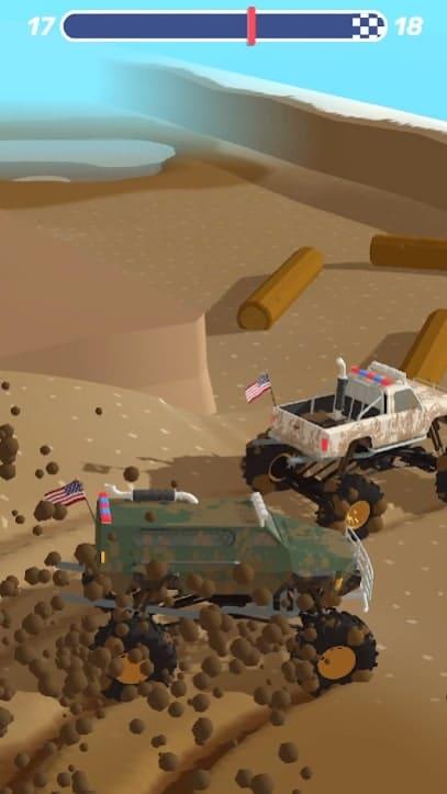 Mudder Trucker 3D читы
