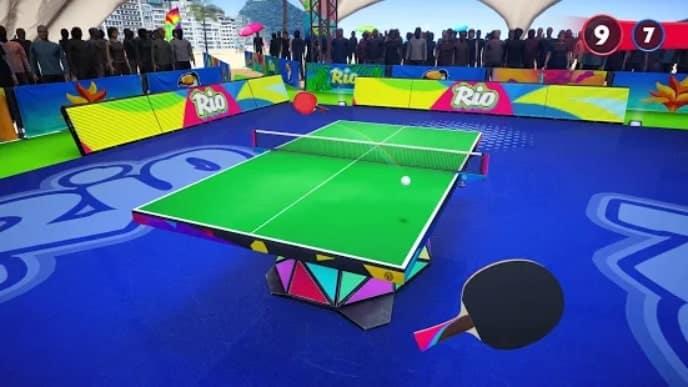 Ping Pong Fury андроид