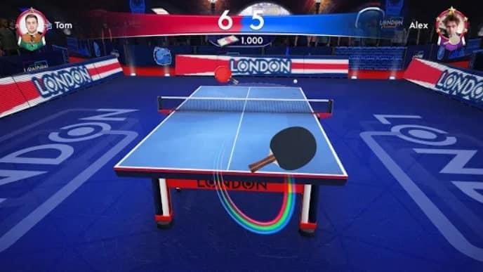 Ping Pong Fury скачать