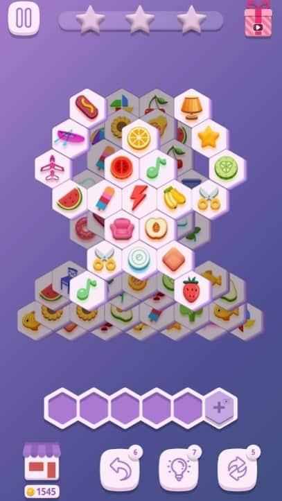 Подбери шестиугольники скачать