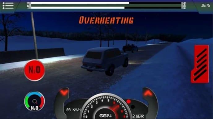 Russian Car - Drag Racing мод