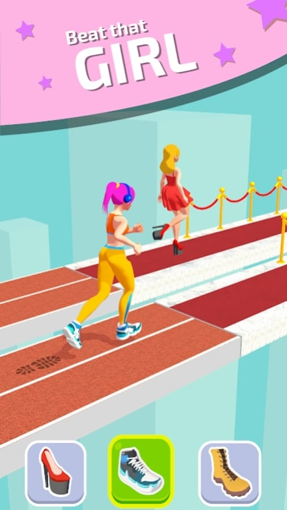 Shoe Race читы