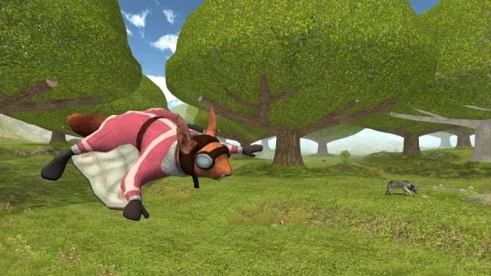 Симулятор Белки 2: Онлайн мод