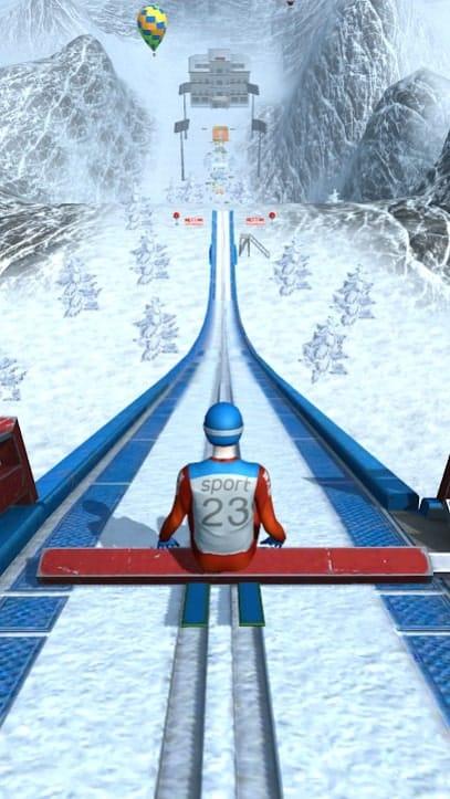 Ski Ramp Jumping читы