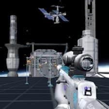 Space Warrior: Target Shoot взлом