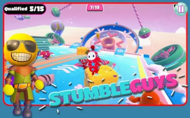 Stumble Guys: Knockout Royale андроид