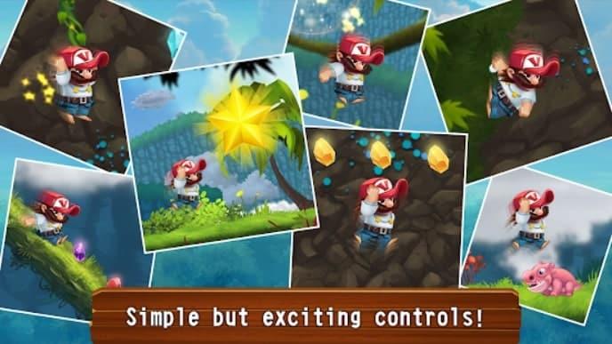 Super Jungle Jump андроид