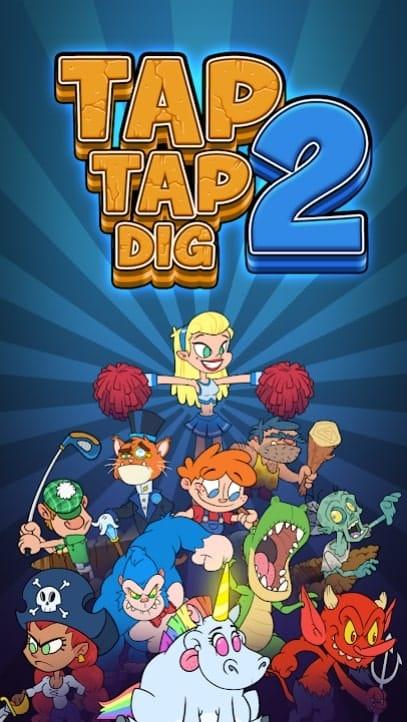 Tap Tap Dig 2 скачать