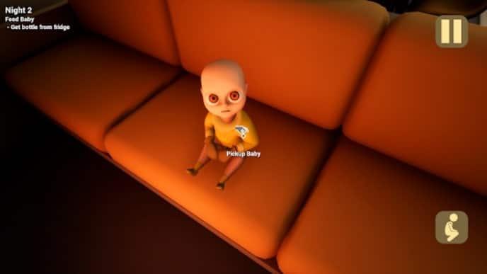 The Baby In Yellow андроид