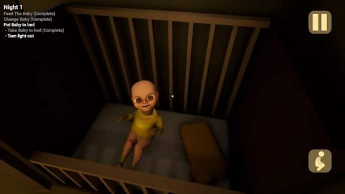 The Baby In Yellow скачать
