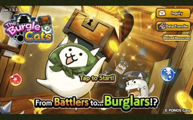 The Burgle Cats скачать