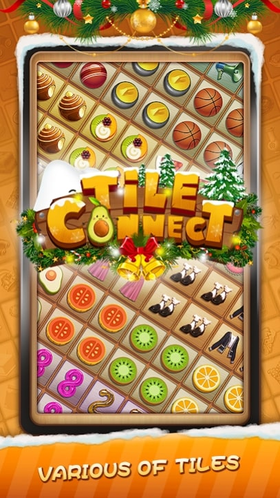 Tile Connect мод