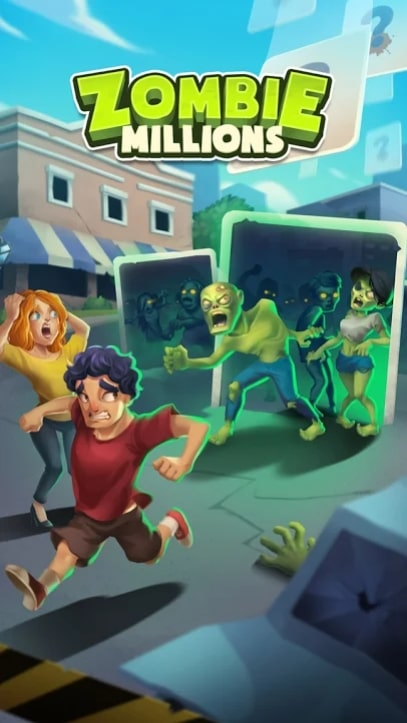 Zombie Millions скачать