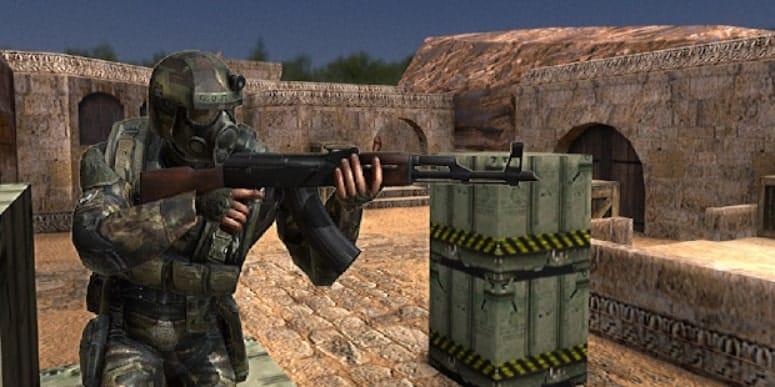 Action Sniper Gun Game андроид