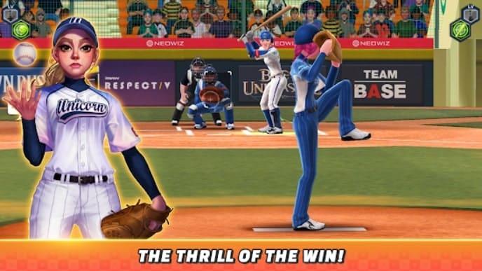 Baseball Clash читы