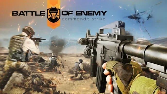 Battle of Enemy: Commando Strike андроид