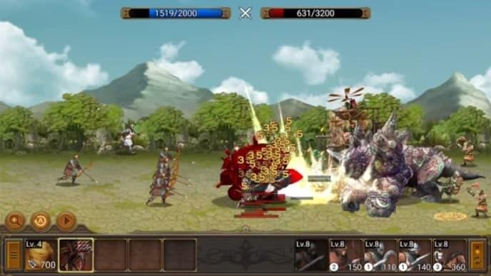 Battle Seven Kingdoms андроид