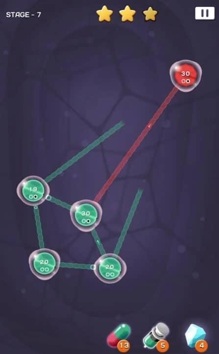 Cell Expansion Wars андроид