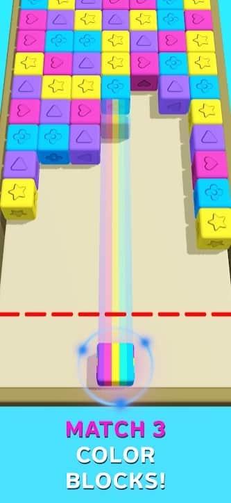 Chain Match 3D Puzzle скачать