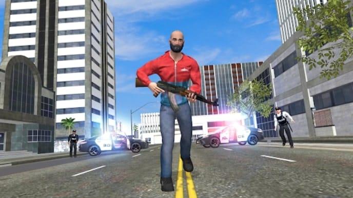 Crime Simulator - Theft Auto скачать