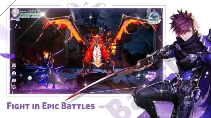 Dragonicle андроид