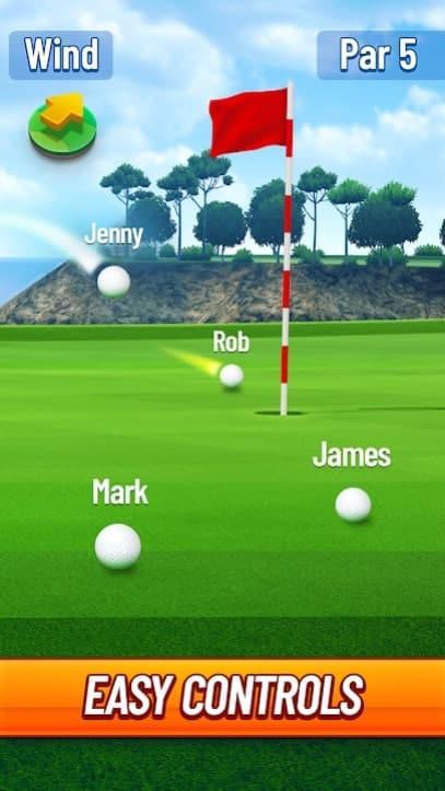 Golf Strike читы