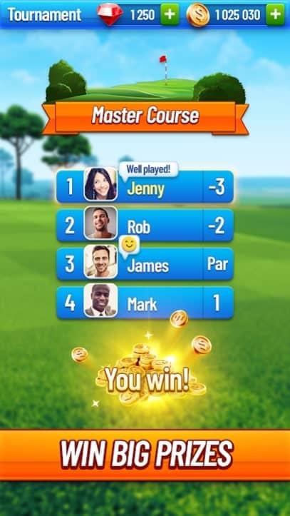 Golf Strike мод